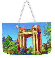 University Of Illinois  Weekender Tote Bag