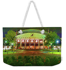 University Of Alabama Coleman Coliseum Weekender Tote Bag
