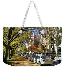 University Of Chicago Campus Weekender Tote Bag