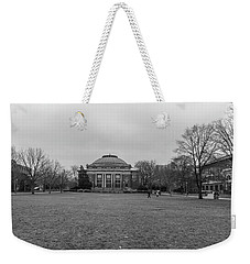 university of Illinois Foellinger Auditorium Weekender Tote Bag