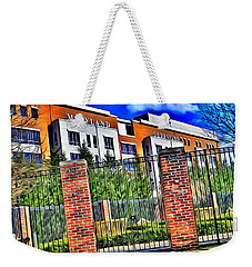 University Of Maryland - Byrd Stadium Weekender Tote Bag