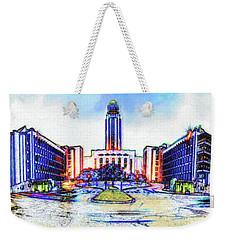 University Of Montreal Weekender Tote Bag