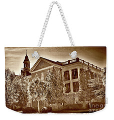 University Of South Carolina School Of Med And Va Hospital Weekender Tote Bag