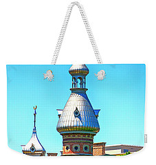 University Of Tampa Minaret Fl Weekender Tote Bag