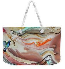 Universo Maya Weekender Tote Bag