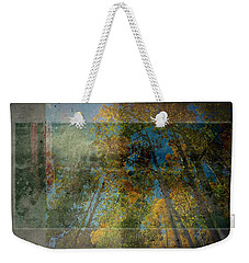 Weekender Tote Bag featuring the photograph Unmanned by Mark Ross