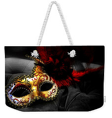 Unmasked Weekender Tote Bag