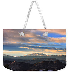 The Unmatched Beauty Of The Colorado Rockies Weekender Tote Bag