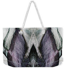 Unknown Origin Weekender Tote Bag by WB Johnston