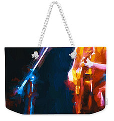 Unplugged Weekender Tote Bag by Bob Orsillo