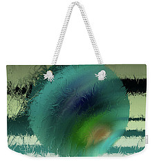Unraveled 2 Weekender Tote Bag by John Krakora