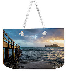 Unreachable Weekender Tote Bag by Mitch Shindelbower
