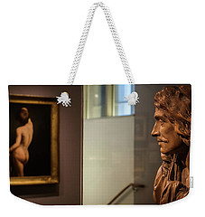 Weekender Tote Bag featuring the photograph Unrequited Love by Glenn DiPaola