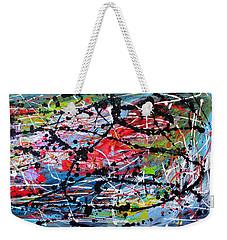 Unseen 2 Of 2 Weekender Tote Bag