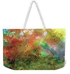 Unseen Virtue Weekender Tote Bag