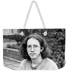 Unshaven Photographer, 1972 Weekender Tote Bag