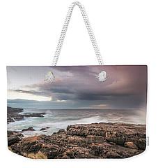 Untamed Coast Weekender Tote Bag
