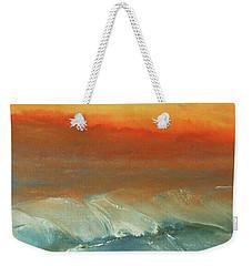Untamed Weekender Tote Bag