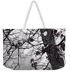 Until The Last Leaf Falls Weekender Tote Bag