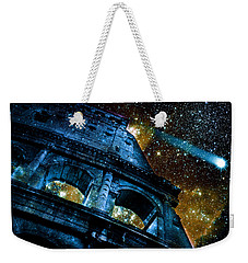Until The Last Star Falls Weekender Tote Bag by Aurelio Zucco