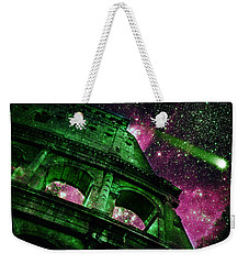 Until The Last Star Falls II Weekender Tote Bag by Aurelio Zucco
