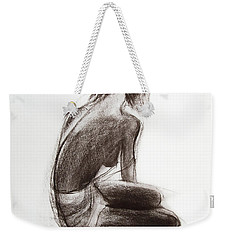 Until The Sea Shall Free Them Weekender Tote Bag