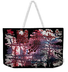 Untitled-105 Weekender Tote Bag
