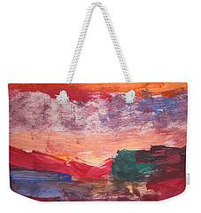 untitled 109 Original Painting Weekender Tote Bag
