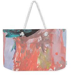 Untitled #11  Original Painting Weekender Tote Bag