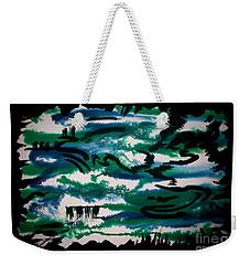 Untitled-111 Weekender Tote Bag