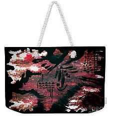Untitled-113 Weekender Tote Bag