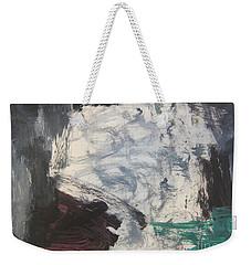 Untitled 127 Original Painting Weekender Tote Bag