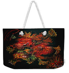 Untitled-134 Weekender Tote Bag