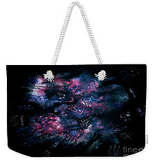 Untitled-135 Weekender Tote Bag