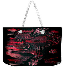 Untitled-140 Weekender Tote Bag