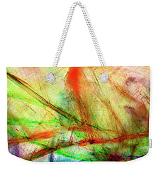 Untitled #140922, From The Soul Searching Series Weekender Tote Bag