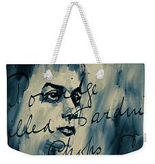 Untitled - 15aug2017 Weekender Tote Bag
