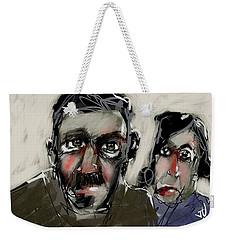 Untitled 21nov2016 Weekender Tote Bag by Jim Vance