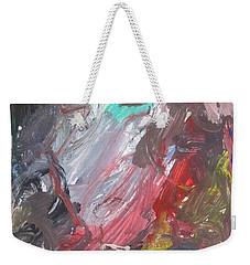 Untitled #38  Original Painting Weekender Tote Bag