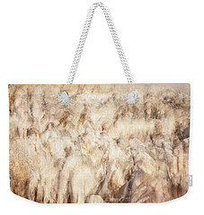 Untitled #3939, From The Soul Searching Series Weekender Tote Bag