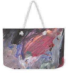 Untitled #6  Original Painting Weekender Tote Bag