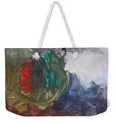 Untitled #60  Original Painting Weekender Tote Bag