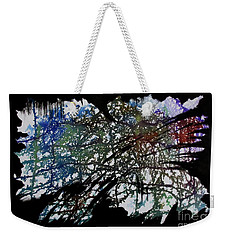 Untitled-77 Weekender Tote Bag