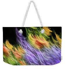 Untitled #8080208, From The Soul Searching Series Weekender Tote Bag