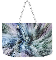 Untitled #8380, From The Soul Searching Series Weekender Tote Bag