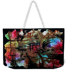 Untitled-84 Weekender Tote Bag