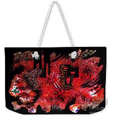 Untitled-90 Weekender Tote Bag