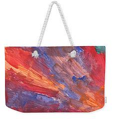Untitled 95 Original Painting Weekender Tote Bag
