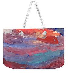 Untitled 96 Original Painting Weekender Tote Bag