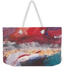 Untitled 98 Original Painting Weekender Tote Bag